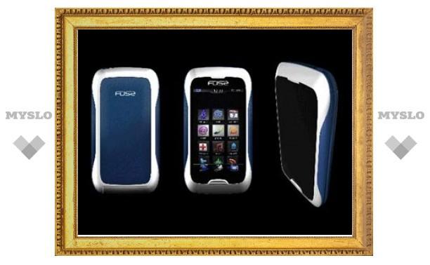 Synaptics анонсировала прототип упругого смартфона