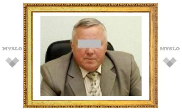 Тульских чиновников поймали на взятке