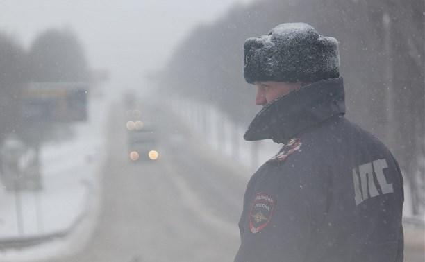 За новогодние праздники инспекторы ДПС поймали более сотни пьяных водителей