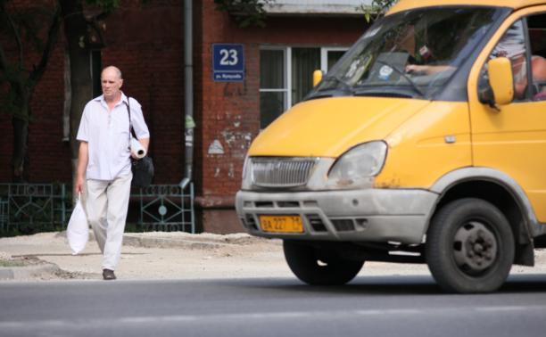 Тульские полицейские поймали двух пьяных водителей автобусов