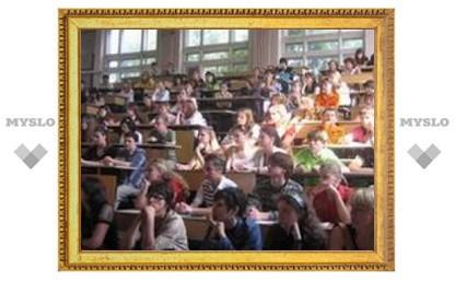 В ТулГУ состоялось официальное зачисление студентов
