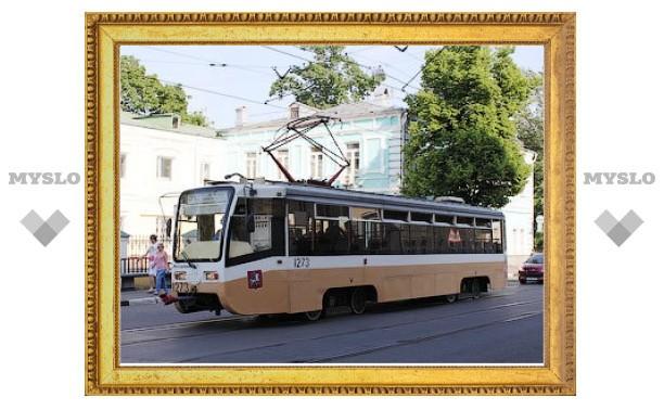 Обгон по трамвайным путям признали опережением