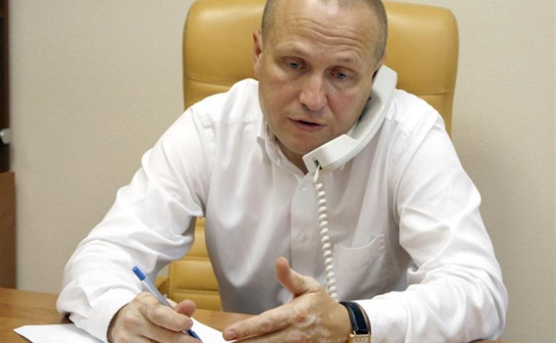 В субботу дежурным по Туле назначен Владислав Галкин