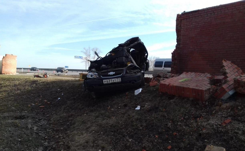 Авария с тремя погибшими на М4 в Тульской области: у водителя не было прав
