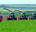 В Тульской области собрано 1,2 млн тонн зерна