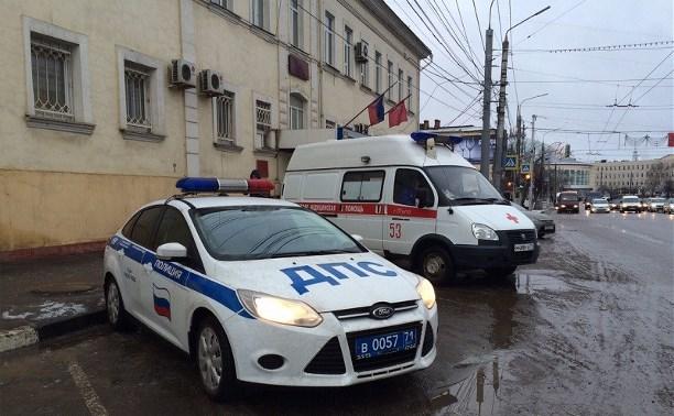 Сотрудники УГИБДД задержали водителей, которые не пропустили автомобиль скорой помощи