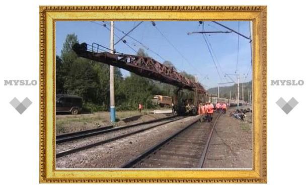 Аварию поездов под Челябинском связали с некачественным ремонтом