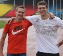 Александр Ефимов и Екатерина Реньжина привезли медали с «Мемориала братьев Знаменских»