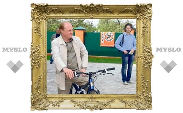 В Ясной Поляне сделали велодорожки