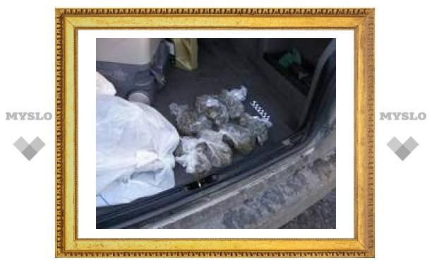 В Туле чекисты задержали наркокурьера