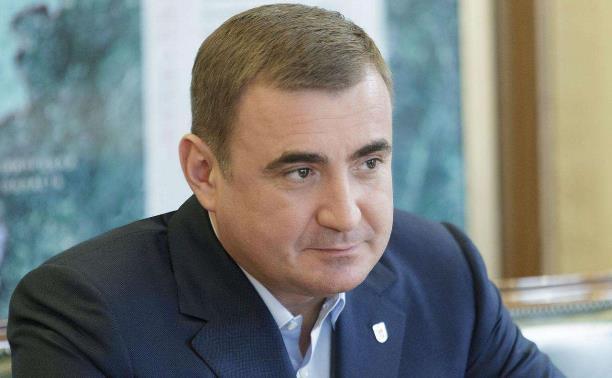 Губернатор Тульской области заработал 7,2 миллиона рублей в 2019 году