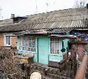 В Туле две пенсионерки живут в разваливающемся бараке