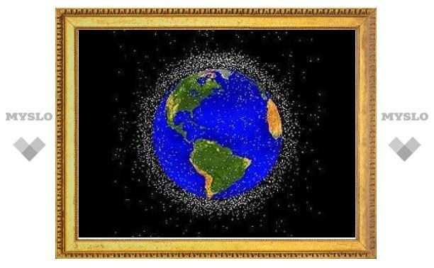 Околоземное пространство предложили чистить лазером