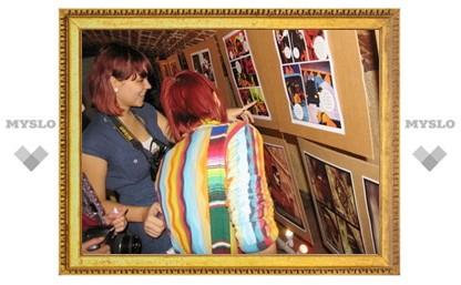 В выставочном зале «Тульского некрополя» покажут комиксы