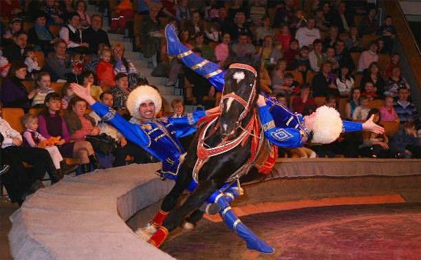 В российских цирках будут показывать отечественное кино