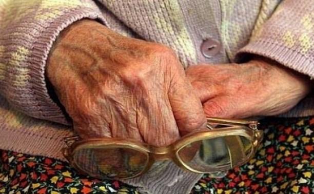 Избившего прабабушку одоевца приговорили к исправработам