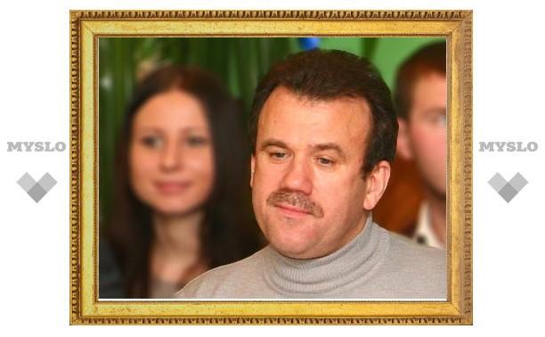 Пьяный депутат тулоблдумы Михаил Казаков был задержан гаишниками