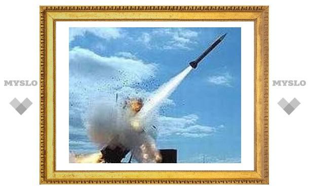 """Ракетчики """"зажигают"""""""