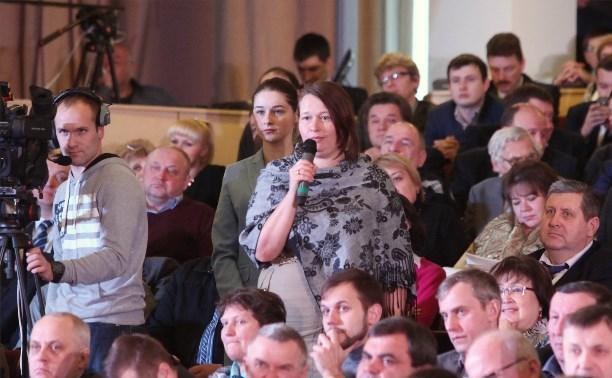 Тульские предприниматели: Встреча с губернатором и министрами – это суперидея