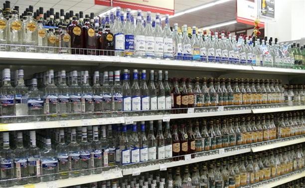 По выходным алкоголь будут продавать с 12 до 22 часов