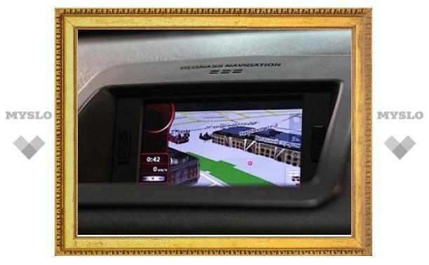 """""""ЭРА-ГЛОНАСС"""" станет обязательной для новых машин с 2013 года"""