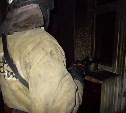 В Заокском в результате пожара погиб мужчина