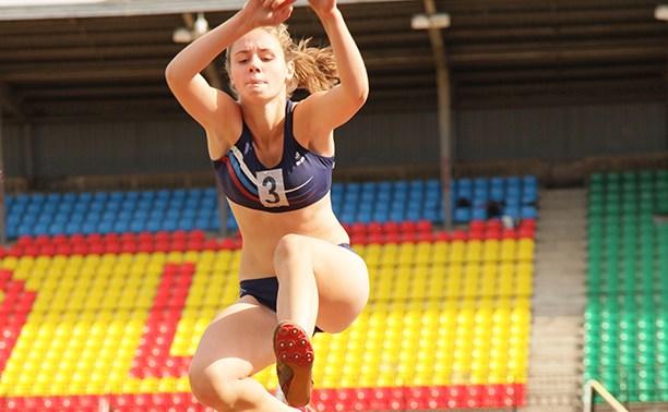 В Туле юные легкоатлеты посоревновались в «Шиповке юных»