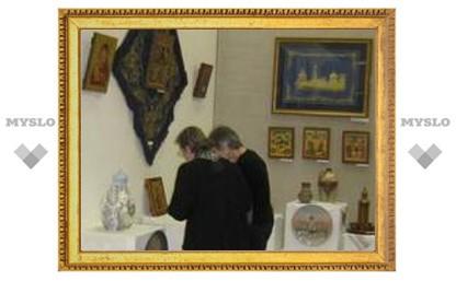 Молодые мастера России представили в Туле свои работы