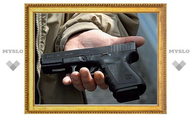 В Ясногорске выстрелом в пах убита женщина