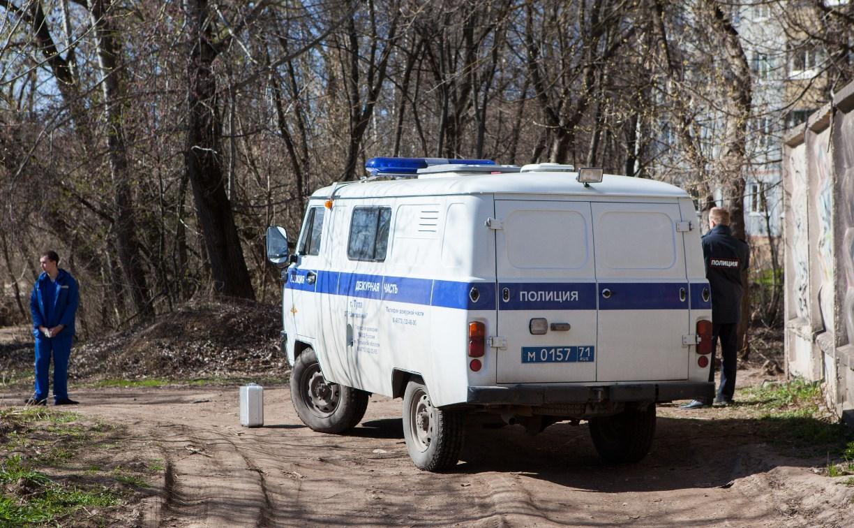 В Туле возле школы обнаружили труп мужчины