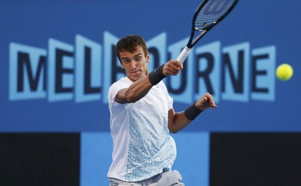 Соперник туляка Андрея Кузнецова французский теннисист Гаэль Монфис назвал его сильным противником