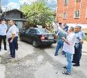 Отсутствие масок и несоблюдение ПДД: в посёлке Плеханово полицейские провели рейд