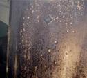 На ул. Клюева неизвестные подожгли дверь квартиры