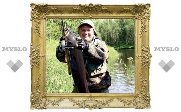 Вот она, рыба моей мечты!