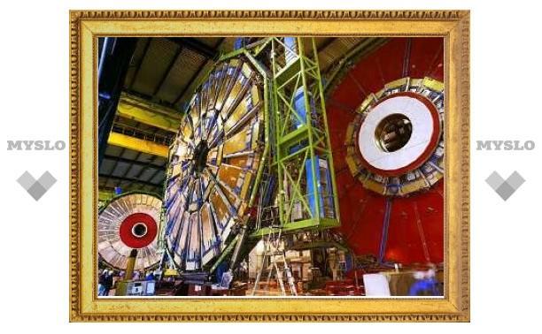 Большой адронный коллайдер выполнил план на 2011 год раньше срока