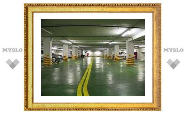 В Туле построят подземные парковки