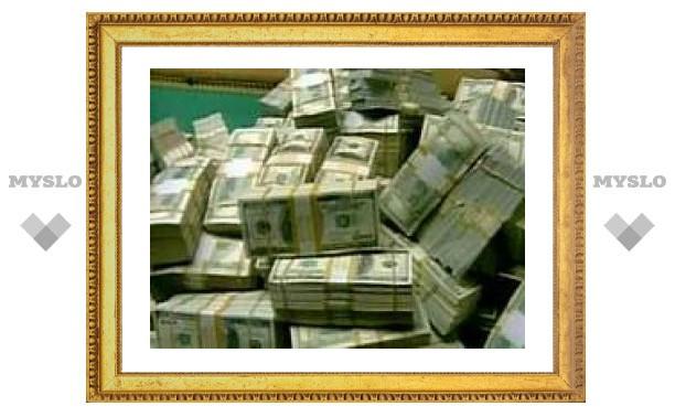 В Ираке пропали 360 тонн долларов в мешках, отправленных в помощь временному правительству
