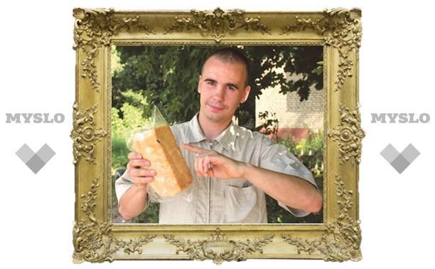 Туляк нашел таракана в буханке хлеба