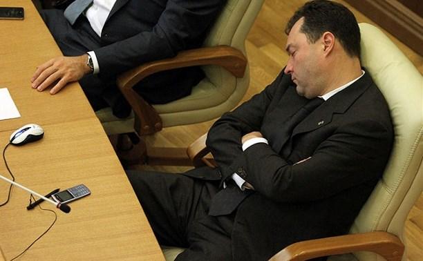 В Госдуме России депутатам за прогулы могут сократить зарплату