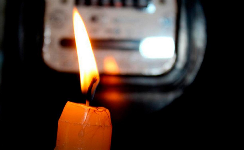 Аварийные отключения электроэнергии произошли в Донском и Богородицке