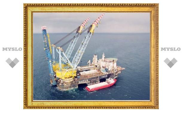 """""""Газпром"""" назвал точную дату начала строительства """"Южного потока"""""""