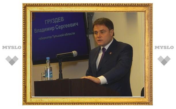 Туляки поддержат проект реконструкции кремля