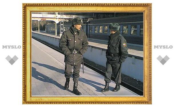 Туляка-алиментщика сняли с поезда
