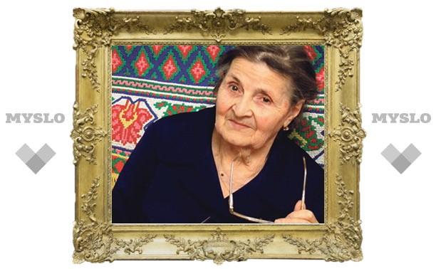89 лет – самый лучший возраст для творчества!