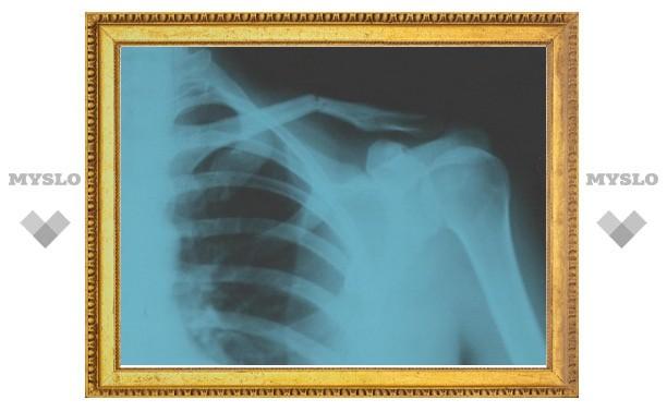 В Туле учитель физкультуры скрыла перелом у ученика