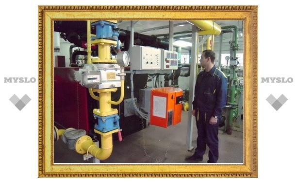 В котельные Киреевского района возобновилась подача газа