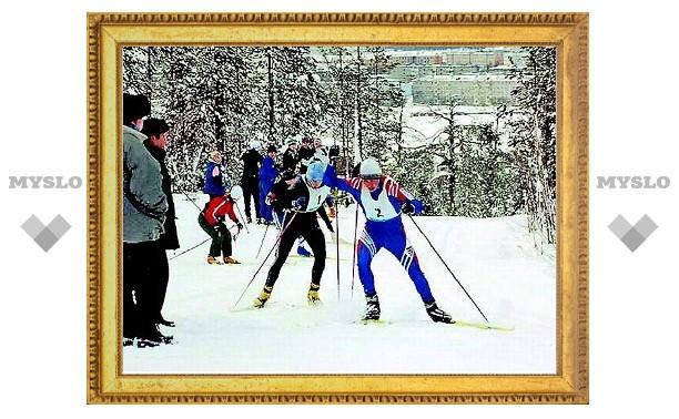 """Тульская лыжница выиграла """"золото"""" и """"серебро"""" в Подмосковье"""