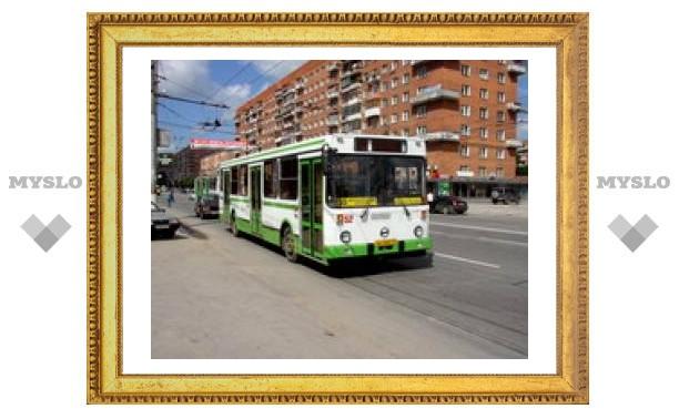 В Туле изменился маршрут автобуса №21