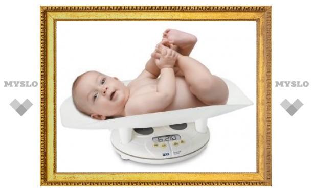 Кесарево сечение вдвое повышает риск ожирения у ребенка