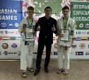 Тульские рукопашники завоевали медали на первенстве Азии